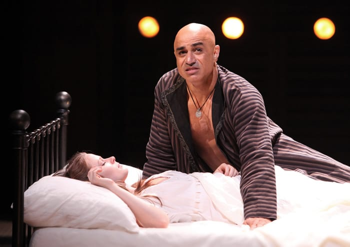 Shakespeare Theatre's Free for All, an Othello for these times (review)