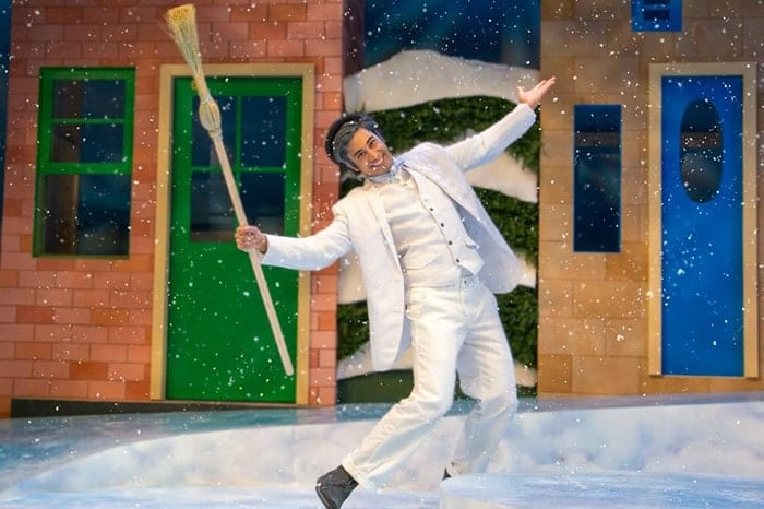 Frosty the Snowman at Adventure Theatre MTC (review)