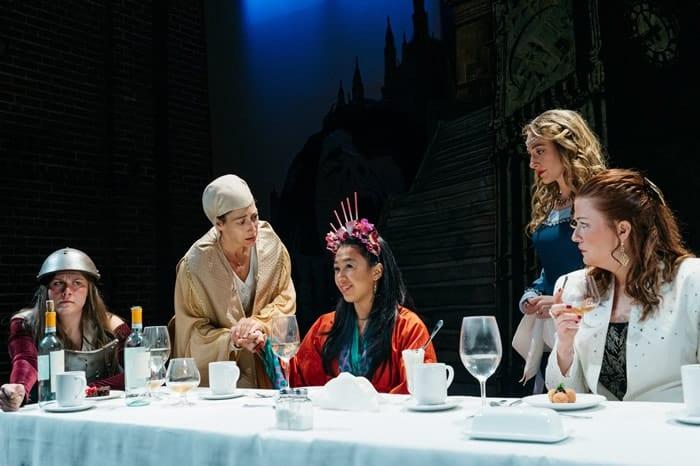 Caryl Churchill's Top Girls at Keegan Theatre (review)