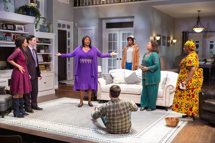 Danai Gurira's comedy Familiar at Woolly Mammoth Theatre (review)