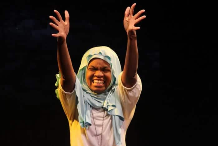 No Word in Guyanese For Me from Rainbow Theatre Project (review)