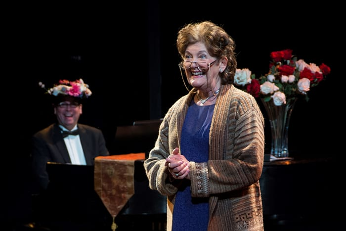 George – Don't Do That!, Catherine Flye at MetroStage (review)