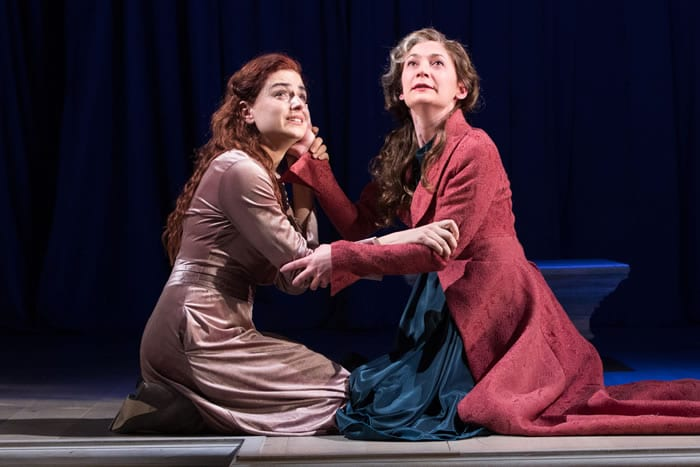 The Winter's Tale at Folger (review)