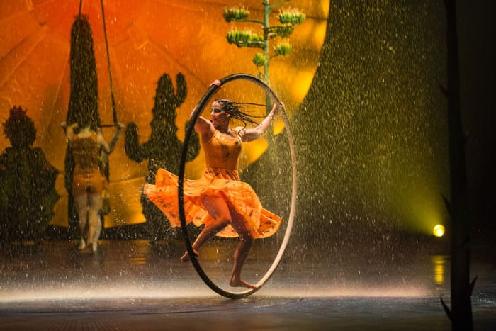 Luzia's US artistic director guides us through Cirque du Soleil's latest show now open in Tysons II