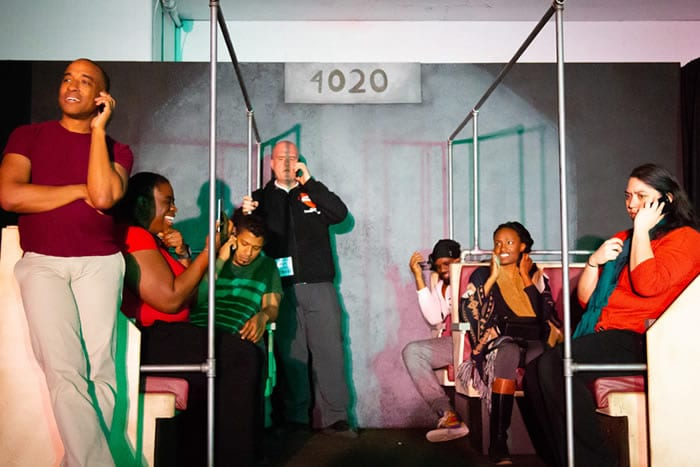 Review: Pinky Swear's Metro play, Use All Available Doors