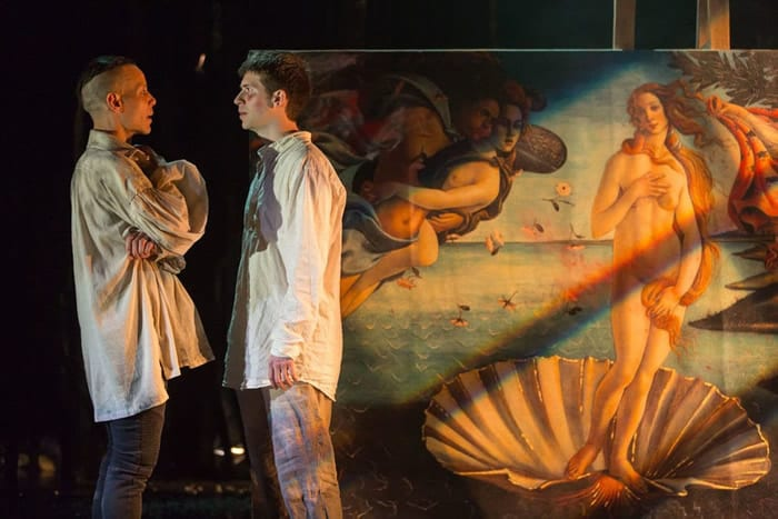 Review: Botticelli in the Fire, an explosive queer comedy set in 15th century Italy