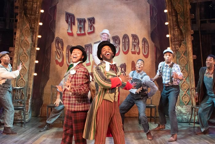 Review: The Scottsboro Boys at Signature Theatre