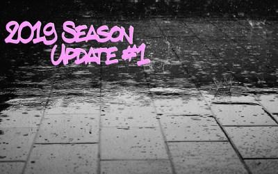 2019 Season Update #1