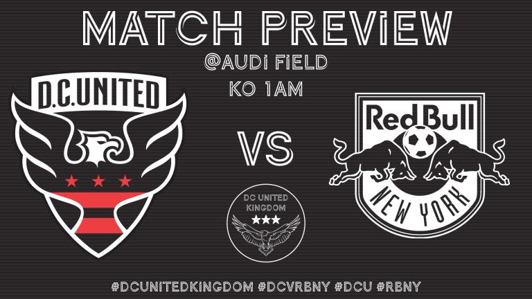 Match Preview: DC v RBNY