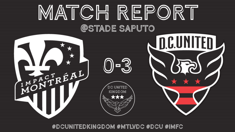 Match Report: MTL 0-3 DC