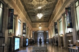 The Main Lobby of the National Postal Museum