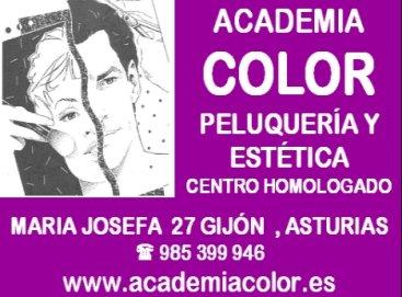 Cursos Peluquería y Estética Gijón