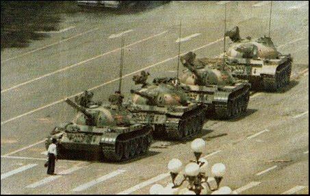 Thiên An Môn, chỉ còn là kỷ niệm? NGuồn: OnthNet