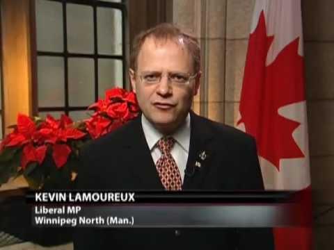 Dân biểu Kevin Lamoureux. Nguồn: Politwitter.ca