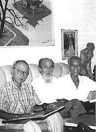 Nguyễn Thuỵ Long, Nguyễn Mạnh Đan, Uyên Thao (Sài Gòn, 1999) Nguồn: UT