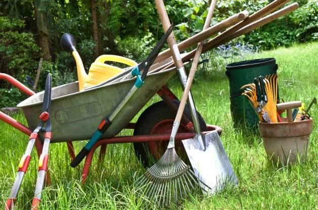 Về làm vườn. Nguofn: OntheNet