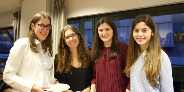 Spanish group from Somosierra University College