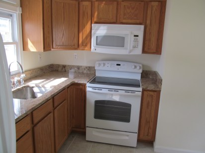 mobile home improvement kitchen range