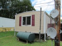 mobile home improvement rear
