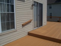 home improvement rear deck