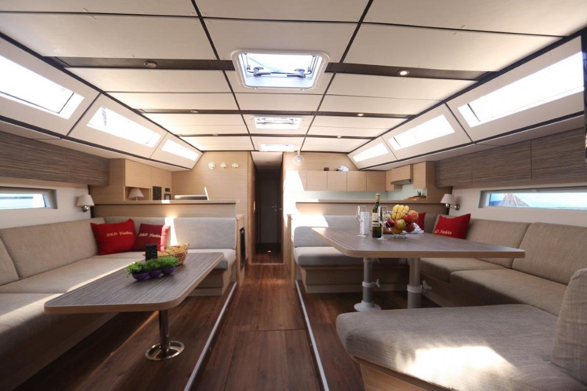 D Amp D Kufner 54 D Amp D Yachts Sail With Us