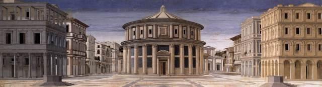 Piero della Francesca's Ideal City