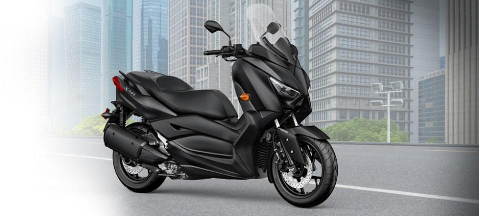 2019 Yamaha Xmax