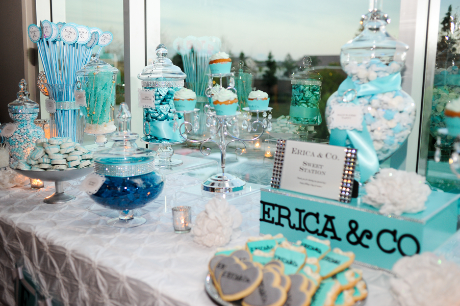 Co Tiffany Party Props And
