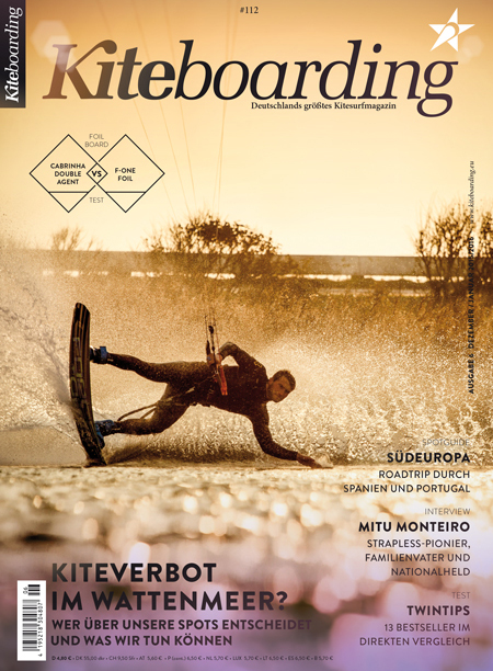 KITEBOARDING Magazin Ausgabe #112