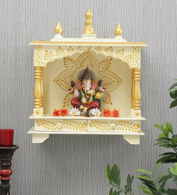 Wall Hanging Puja Temple