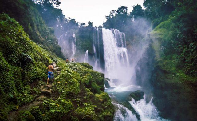 pulhapanzak falls的圖片搜尋結果