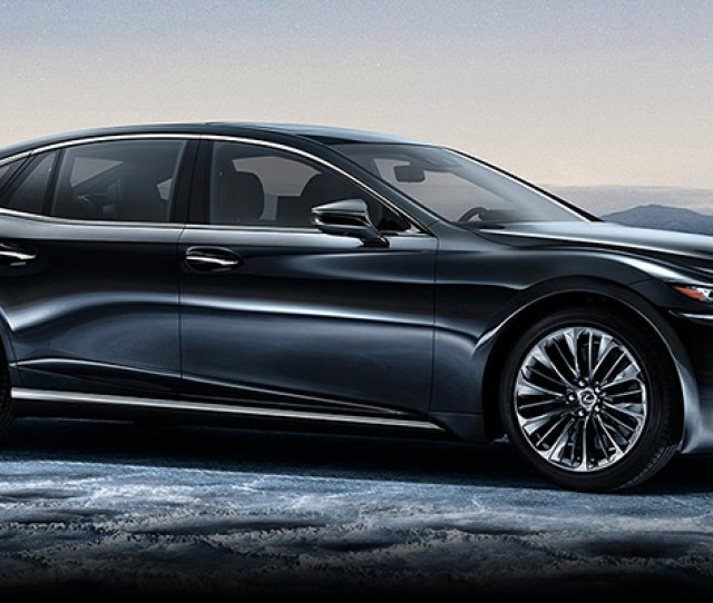 Experience The New  Lexus Ls  Near Fishers In