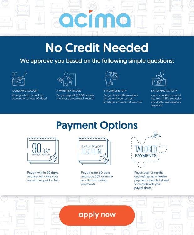Sofas Pay Weekly No Credit Checks