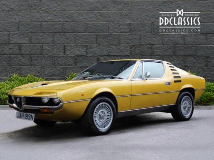1975 ALFA ROMEO MONTREAL RHD 3 For Sale