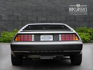 Delorean DMC-12 1981 For Sale at DD Classics