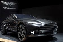 Aston-Martin DBX Concept