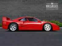 Ferrari F40 Supercar For Sale