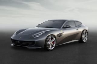 New Ferrari GTC4 Russo Revealed
