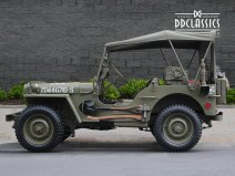 Ford Military Jeep 1945 3