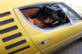 Alfa Romeo Montreal Interior