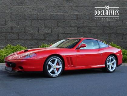 Ferrari 575m Maranello F1 for sale