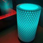 Lampeskjerm – Honeycomb