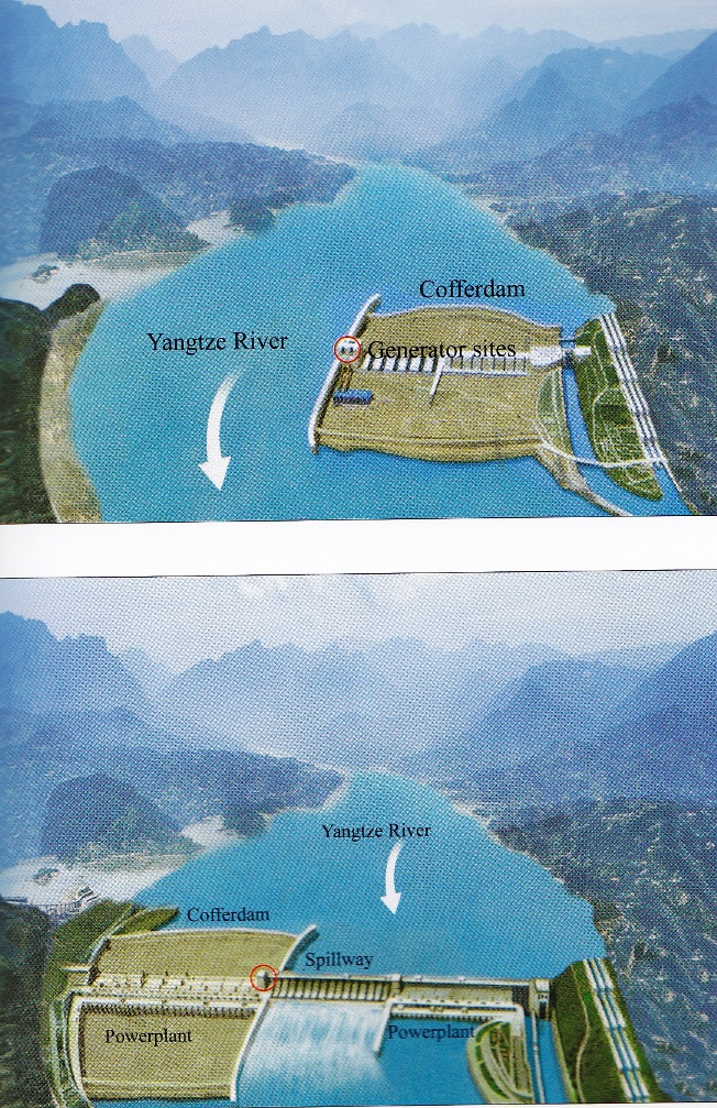 Building The Three Gorges Dam Power For USA