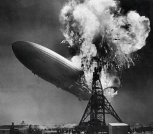 Hindenburg Fire
