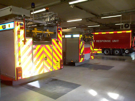 Darlington Fire Station Appliance Bay Www Ddfa Co Uk