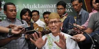 Kiai Miftachul Akhyar Jabat Ketua Umum MUI