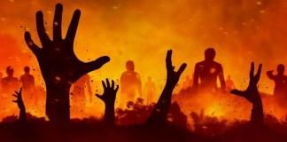 防止地獄火的七個肢體