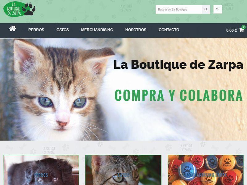 Proyectos dDialoGa: La Boutique de Zarpa
