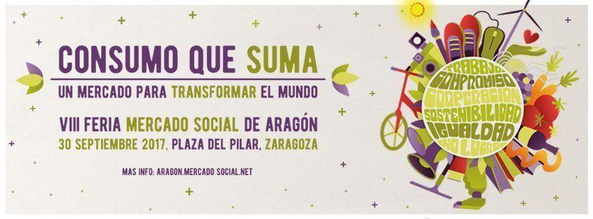 Estaremos en la VIII Feria del Mercado Social