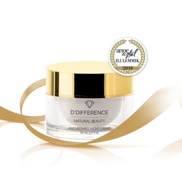 DD Anti-Redness Night Cream Anne_Stiil Ilulemmik 2018